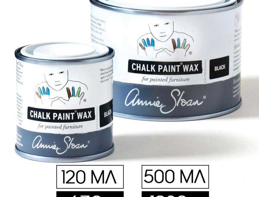 Черный воск Black Chalk Paint® Wax