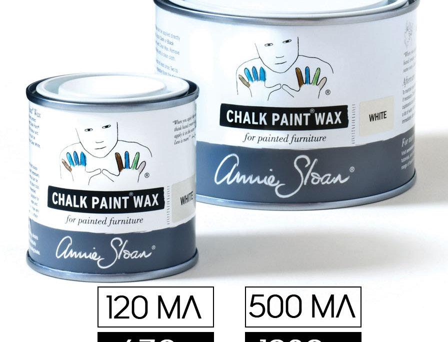 Белый воск White Chalk Paint® Wax