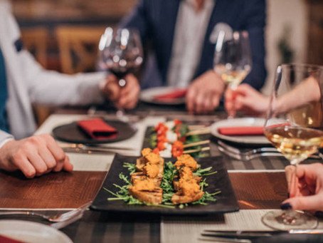Host the Best business Casual Dinner Party in Atlanta!