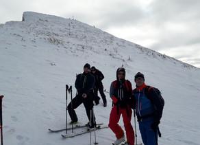 Skitour Gaigelstein 20.01.2019