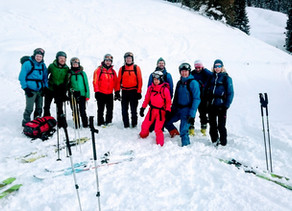 Skitour Feldalphorn 26.01.2019