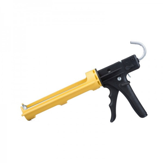 Drip-less Caulking Gun