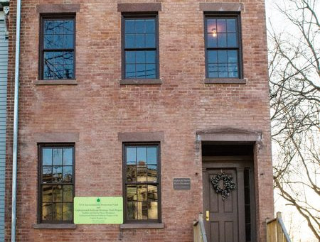 The Stephen & Harriet Myers Residence