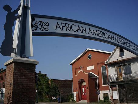 The African American Heritage Corridor
