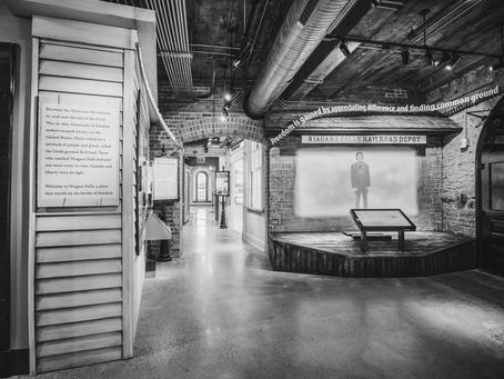 The Niagara Falls Underground Railroad Heritage Center