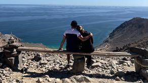 Hiking the Summit of Mt. Rabi