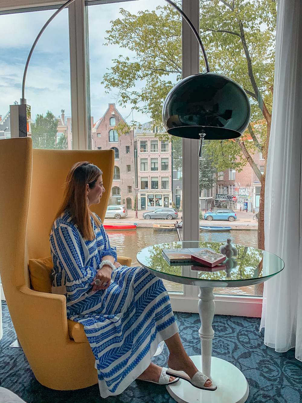 Canal View Room Andaz Amsterdam