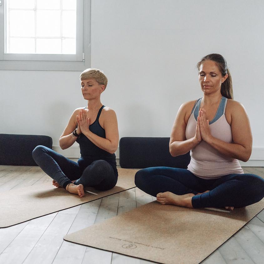 Hvilende Yin Yoga - The wonder of a Pause ✨