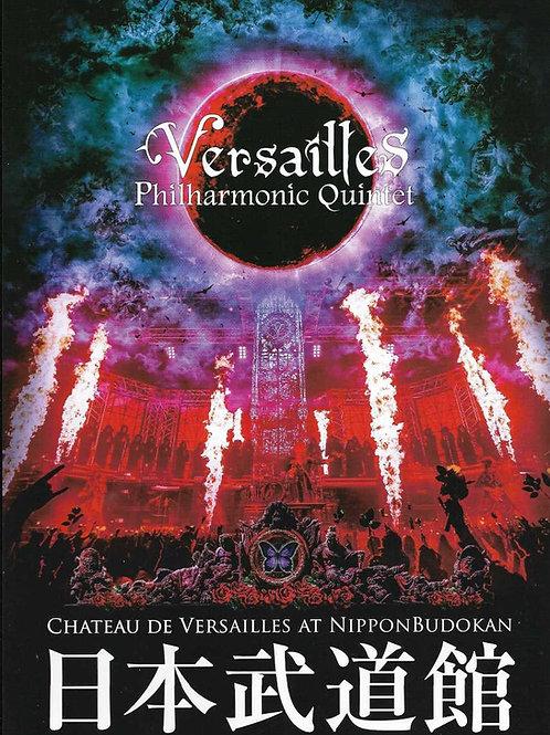 Versailles 10th Anniversary Tour Nippon Budokan Photo Album