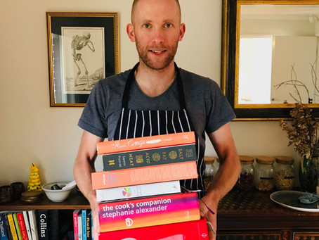 My 7 Must-have Cookbooks