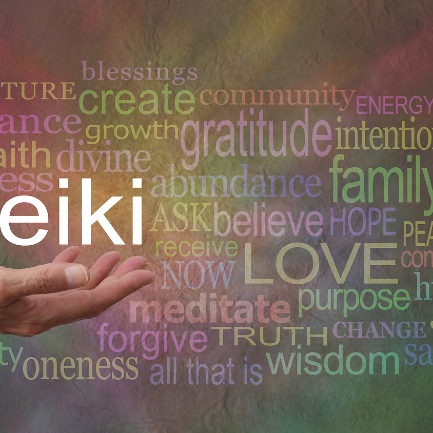 Shake Your Soul Class ~ Meditation ~ Intro to Reiki