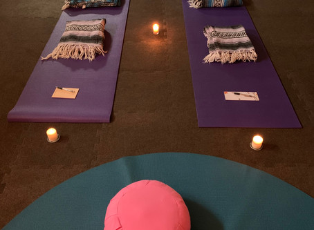 COUPLES PRIVATE MEDITATION SESSION