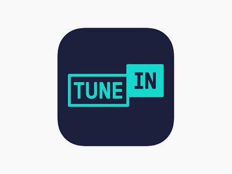 TuneIn Radio ~ Interview ~ Yoga Therapy 4/26/2021