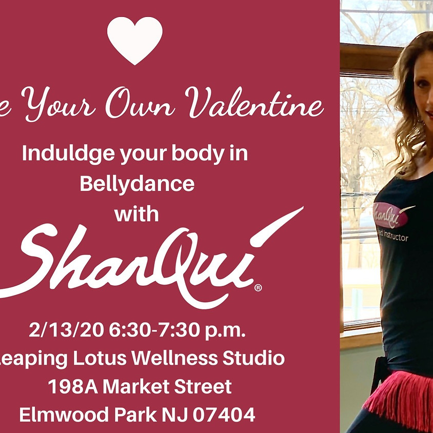 Be Your Own Valentine ~ SharQui Class