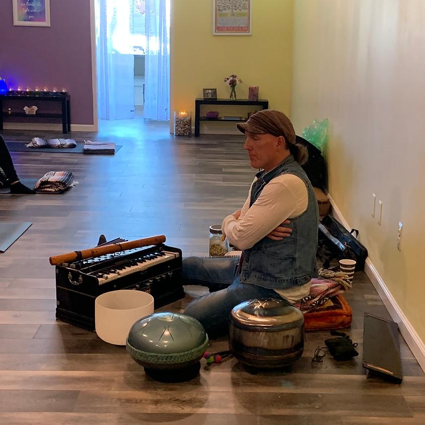 Stress Reduction & Sound Healing
