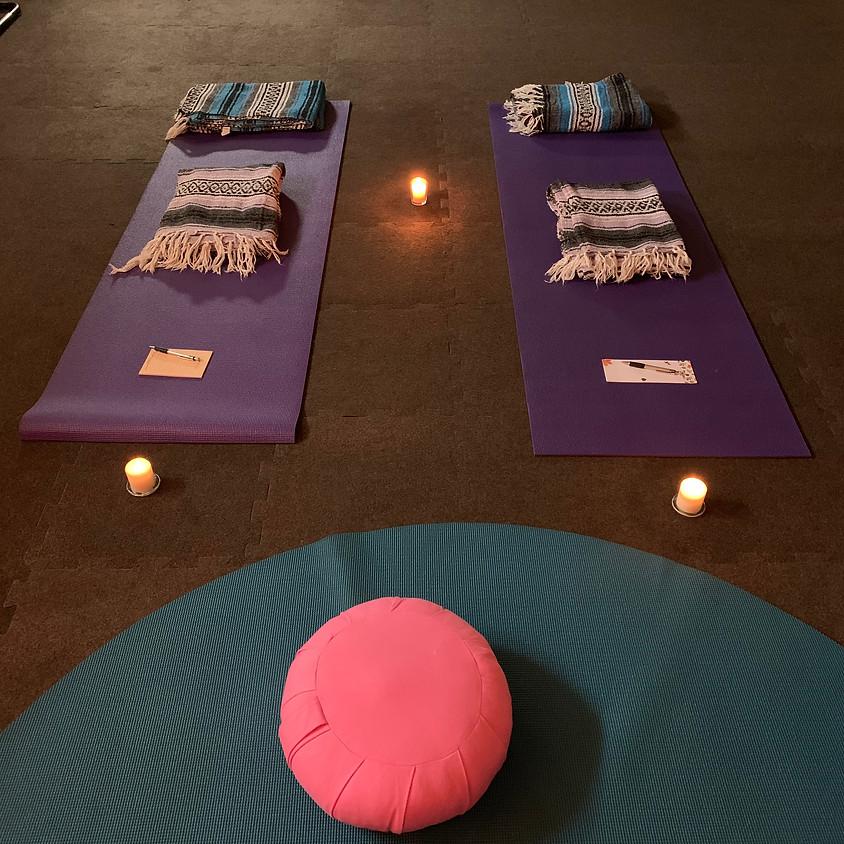 Guided Meditation and Chakra Balancing