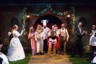 A Midsummer Night's Dream at Hartford Stage  Photo Credit: T Charles Erickson