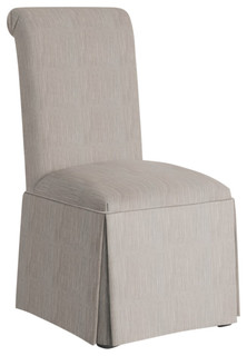 Skirted dining chairs