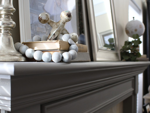 Mantel Decor 101