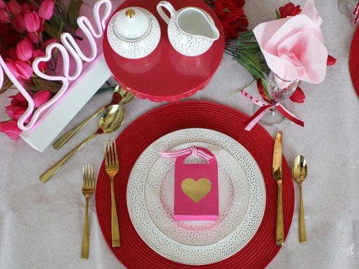 Valentine's Celebration Decor
