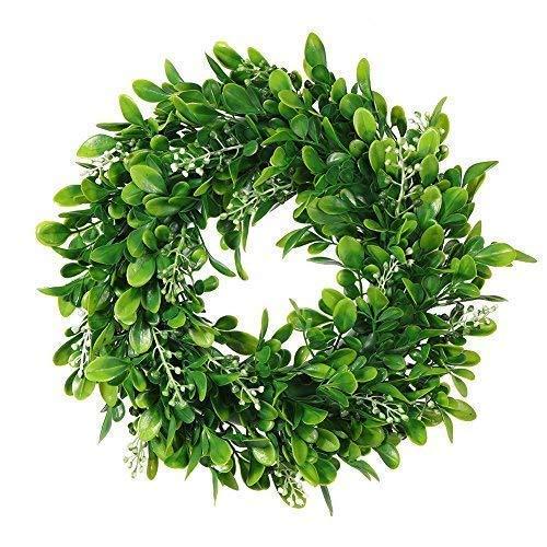 mini boxwood wreath under $20