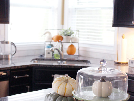 Fall Decor Trends, Kitchen Edition