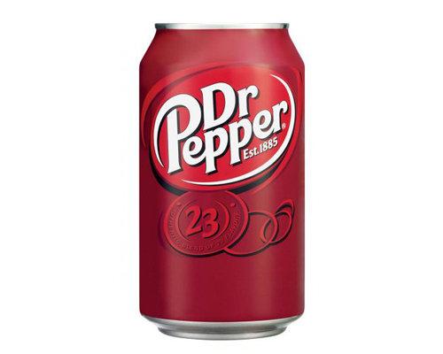 Dr Pepper GB