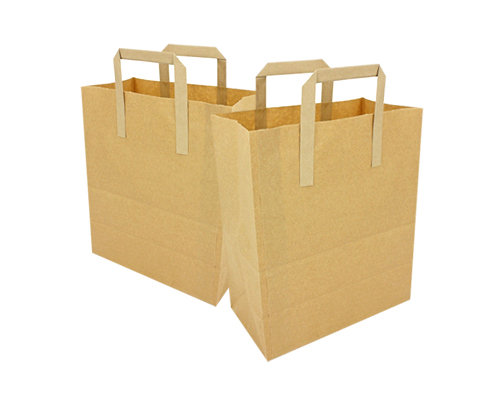 Brown Paper Bag Lrg