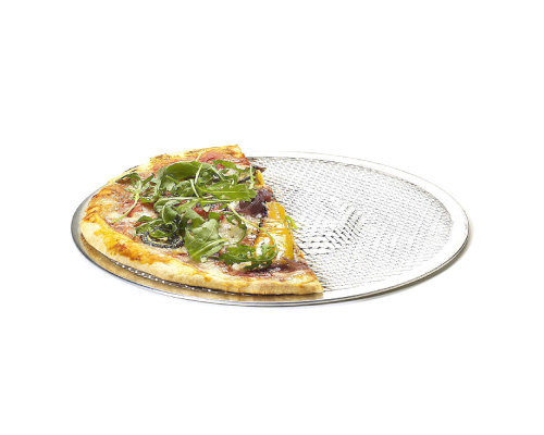 "12"" Mesh Pizza Screen ALU"