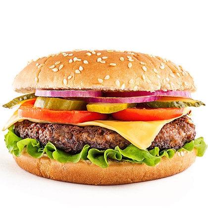 Halal 80% Superior Beefburger