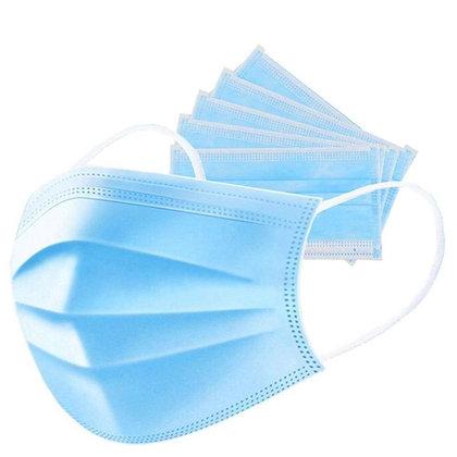 Face Masks Pack 50pcs (Disposable)