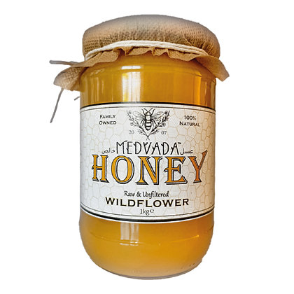 HONEY (WILD FLOWER) 1KG