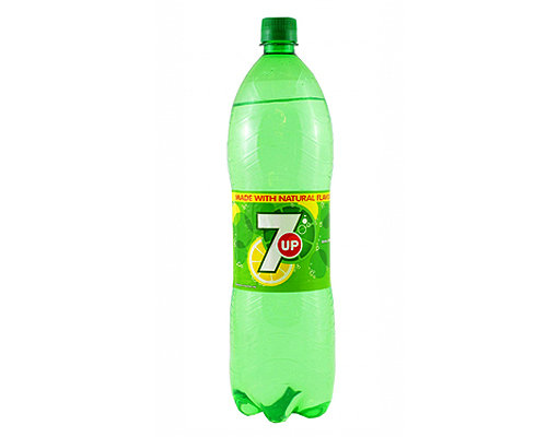 Bottle 7UP GB