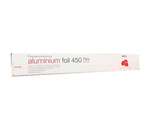 Aluminium Foil Wrap 45cm x 75m