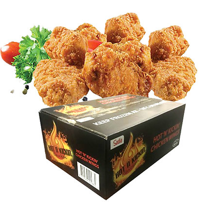 NEW Hot Chicken Wings 3kg