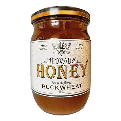 HONEY (BUCKWHEAT) 750G