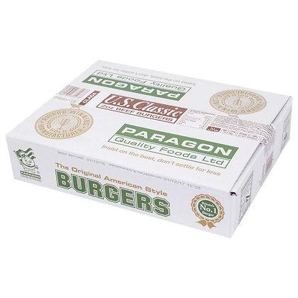 American Halal Beef Burger Q/P