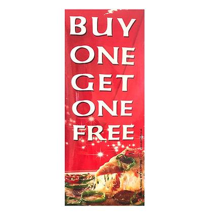 Poster Buy 1 Get 1