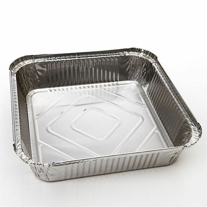 9x9 Large Foil Containers