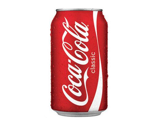 Can of Coke UK