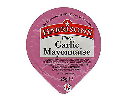 Garlic Mayonnaise Dip