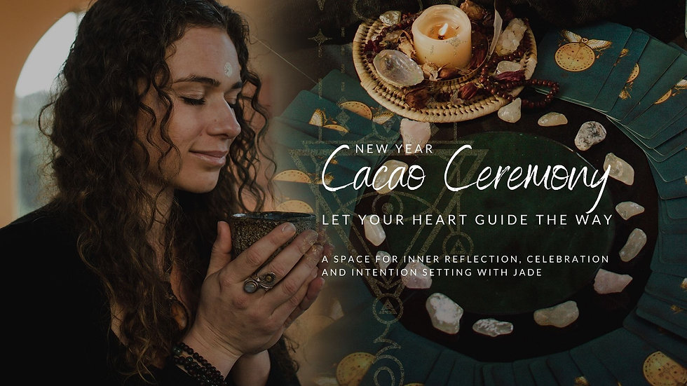 New Year Cacao Ceremony at Mana Retreat