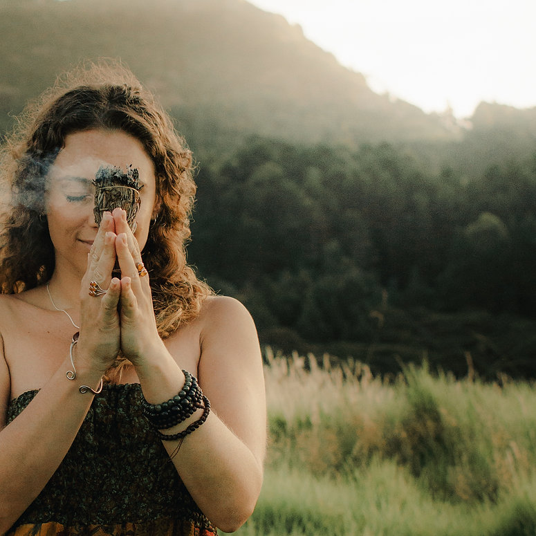 Holding Space for Transformation Self-Care