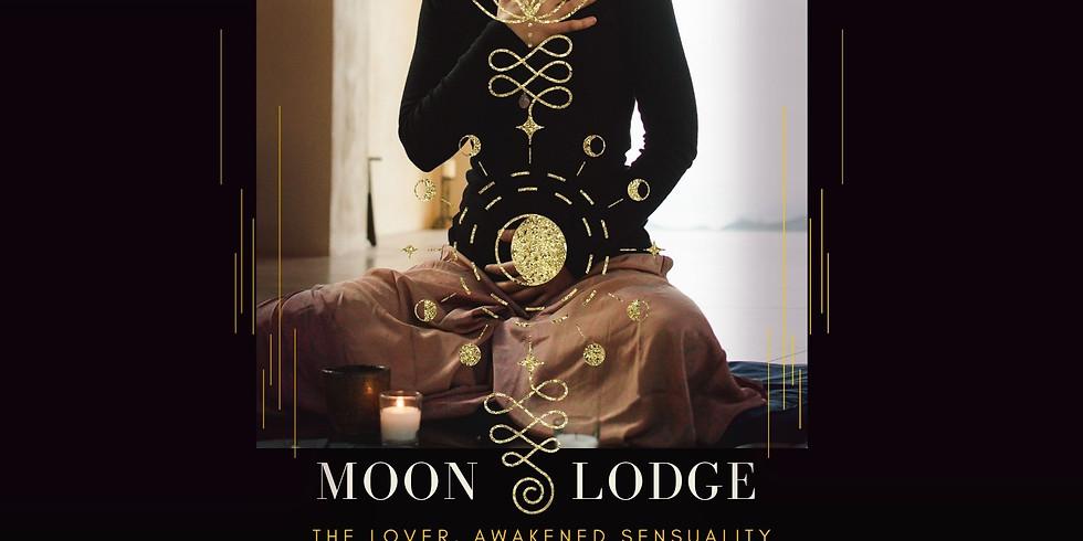 Moon Lodge: The Lover, Awakened Sensuality