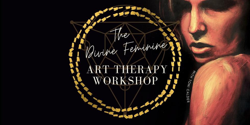 The Divine Feminine Art Therapy Workshop