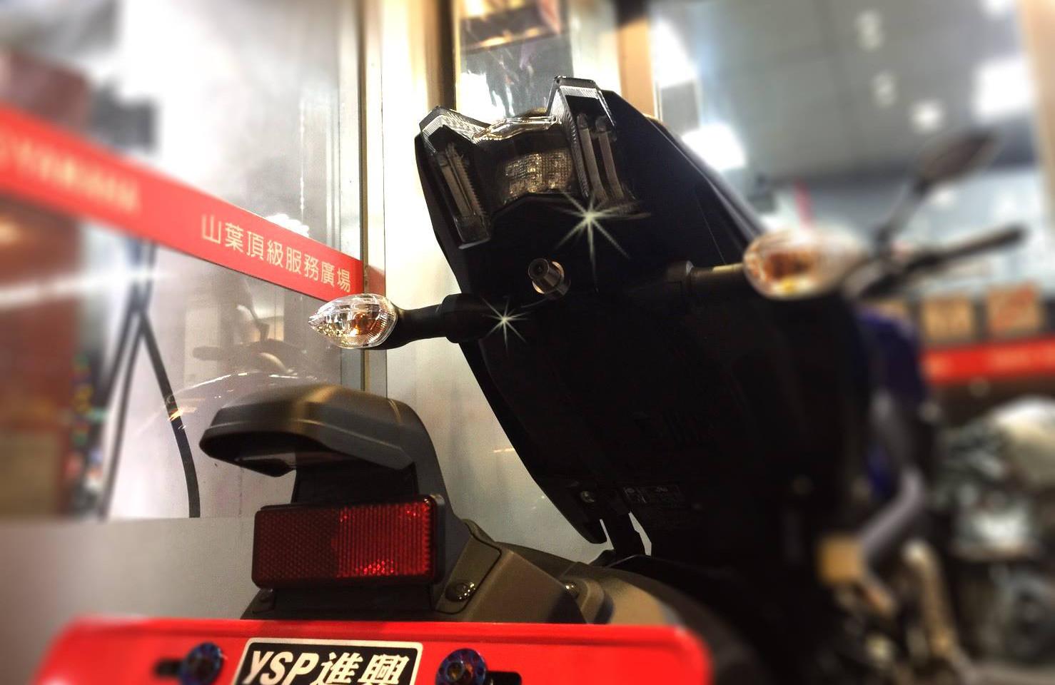 桃園 YAMAHA YSP 進興輪業