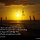 Thumbnail: Notecards: Sunrise at Topsail with Proverbs 3:5-6