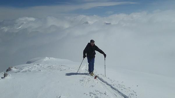 ...über den Wolken, in Bulgarien