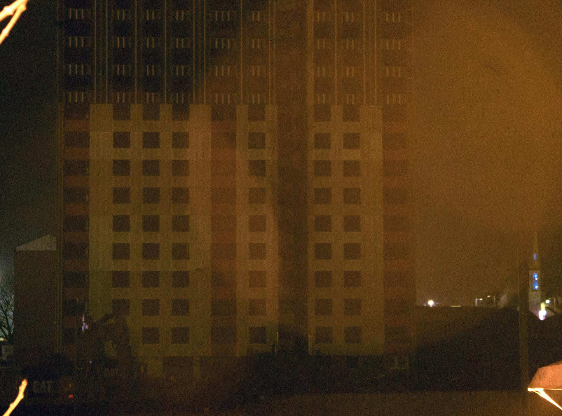 borrowed light yoker - demolition 1