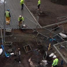slipway regeneration groundworks